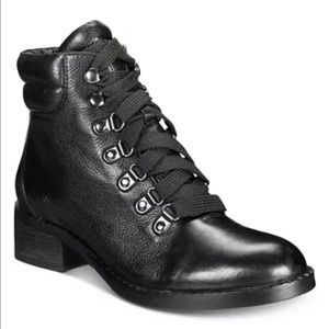 Kenneth Cole Gentle Souls Brooklyn lace up boots